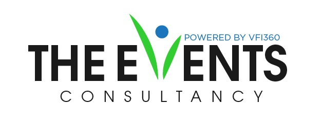 The Event Consultancy Logo white